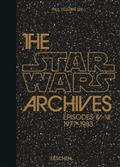 STAR-WARS-ARCHIVES-1977-1983-TASCHEN-40TH-ANNIV-ED-(C-0-1-0