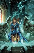Belle Dead of Winter One Shot Cvr A Vitorino