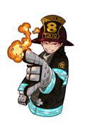 Fire Force GN Vol 21 (C: 1-1-0)