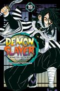 Demon Slayer Kimetsu No Yaiba GN Vol 19 (C: 1-1-1)