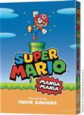 Super Mario Bros Manga Mania GN (C: 1-1-1)