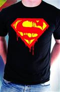 Death of Superman Commemorative T/S Lg (C: 1-1-2)