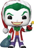 Pop Heroes DC Holiday Santa Joker Vin Fig (C: 1-1-2)