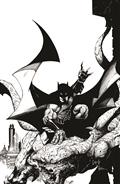 Batman Black And White #1 (of 6) Cvr A Greg Capullo