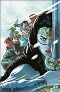 Justice League Endless Winter #1 (of 2) Cvr A Mikel Janin (Endless Winter)
