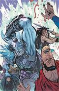 Justice League Endless Winter #1 (of 2) Cvr B Daniel Warren Johnson Card Stock Var (Endless Winter)