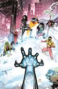 Teen Titans Endless Winter Special #1 (One Shot) Cvr A Bernard Chang (Endless Winter)