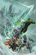 Justice League Endless Winter #2 (of 2) Cvr A Mikel Janin (Endless Winter)