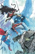 Justice League Endless Winter #2 (of 2) Cvr B Daniel Warren Johnson Card Stock Var (Endless Winter)