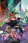Generations Shattered #1 (One Shot) Cvr A Ivan Reis & Joe Prado
