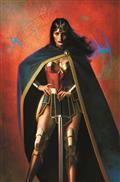Wonder Woman #768 Cvr B Joshua Middleton Card Stock Var