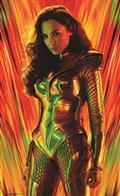 Wonder Woman #769 Cvr C Wonder Woman 1984 Movie Poster Art Card Stock Var