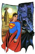 Batman Superman #15 Cvr B Travis Charest Var