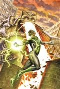 Green Lantern Season Two #10 (of 12) Cvr B Jg Jones Var