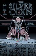 Silver Coin #7 Cvr A Walsh (MR)