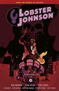 Lobster Johnson Omnibus HC Vol 01 (C: 0-1-2)
