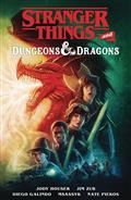 Stranger Things & Dungeons & Dragons TP