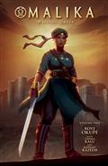 Malika Warrior Queen TP Vol 01 (C: 0-1-2)