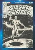 John Buscema Silver Surfer Artisan Ed HC (C: 0-1-1)
