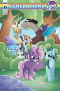 My Little Pony Generations #3 Cvr B Garbowska (C: 1-0-0)
