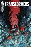 Transformers #38 Cvr A Milne