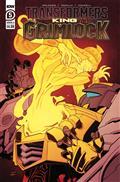 Transformers King Grimlock #5 (of 5) Cvr A Tormey