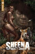 Sheena Queen Jungle #2 Cvr A Parrillo