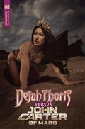 Dejah Thoris vs John Carter of Mars #6 Cvr D Cosplay