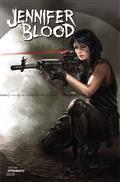Jennifer Blood #3 Cvr A Parrillo (MR)