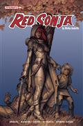 Red Sonja (2021) #4 Cvr C Linsner