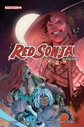 Red Sonja (2021) #4 Cvr D Durso