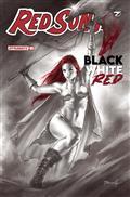 Red Sonja Black White Red #5 Cvr A Parrillo