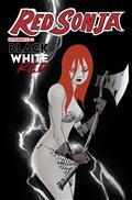 Red Sonja Black White Red #5 Cvr C Lee