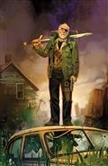 Buffy Last Vampire Slayer #1 (of 4) Cvr B Reis