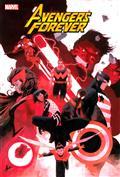 Avengers Forever #1 Artist A Var