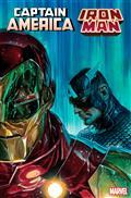 Captain America Iron Man #2 (of 5)