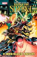 Death Doctor Strange X-Men Black Knight #1
