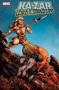 Ka-Zar Lord Savage Land #4 (of 5)