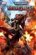 Warhammer 40K Sisters Battle #5 (of 5) (MR)