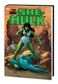 Savage She-Hulk Omnibus HC