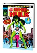 Savage She-Hulk Omnibus HC Dm Var