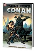 Savage Sword of Conan Marvel Years Omnibus HC Vol 07 (MR)
