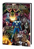 Annihilation Omnibus HC Di Vito Dm Var