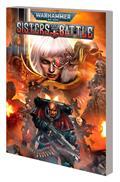 Warhammer 40000 Sisters of Battle TP (MR)