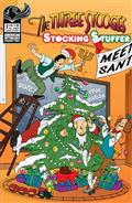 Three Stooges Stocking Stuffer #1 Cvr A Murphy