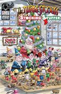 Three Stooges Stocking Stuffer #1 Cvr B Pacheco