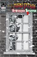 Three Stooges Stocking Stuffer #1 Cvr D Ltd Ed B&W Photo 1/3