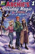 Archies Holiday Magic Special One Shot Cvr A Lusky