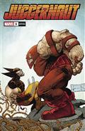 Juggernaut #1 (2020) Keith Var Sgn (C: 0-1-2)