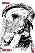 Lady Death Unholy Ruin #1 Raw Ed (MR)